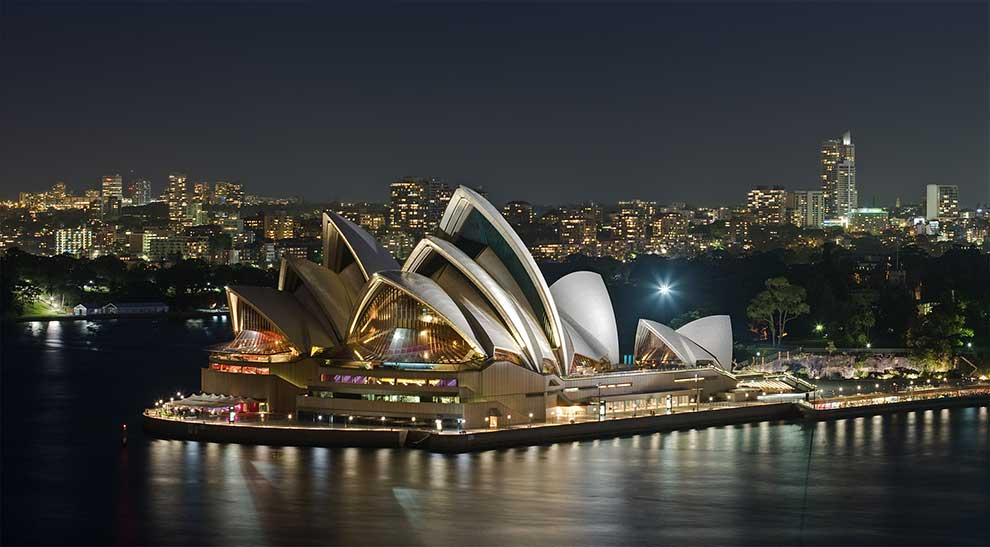 Sydney Romantic Travel