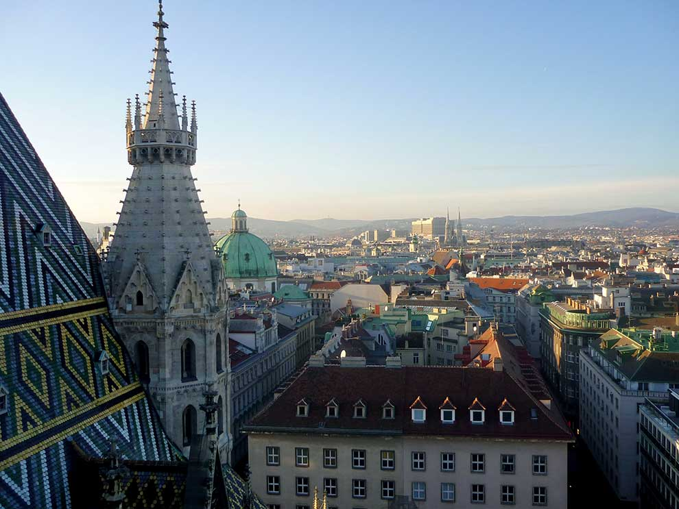 Vienna Romantic Travel