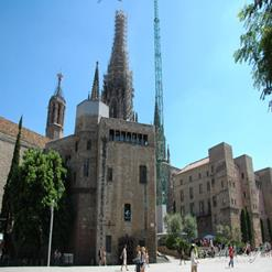 Cathedral of Santa Eulàlia