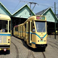 Musée du Transport Urbain Bruxellois