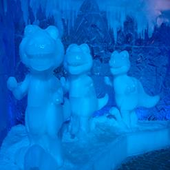 Snow and Ice sculpture festival