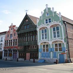 16th Century Houses