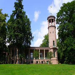 Schloss and Schlosspark Biesdorf