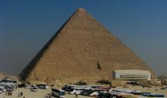 Great Pyramid of Khufu (Cheops)