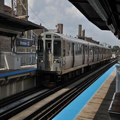 CTA 18th Station