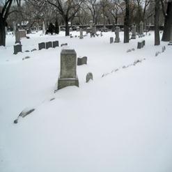 Wunders Cemetery