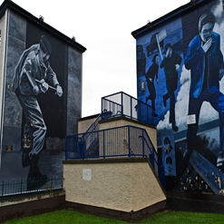 Bogside Murals