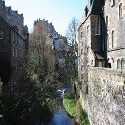 The Dean Village