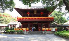 Bright Filial Piety Temple