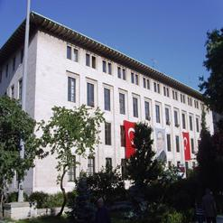 TRT Radio Building