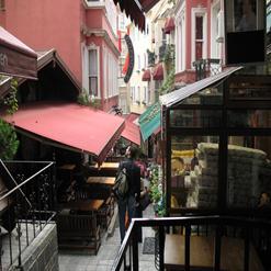 Cezayir Street