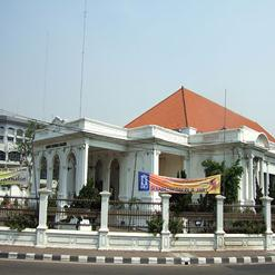 Jakarta Art Building/Gedung Kesenian Jakarta (GKJ)
