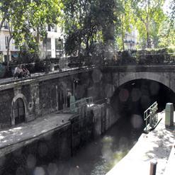 St Promenade Martin Canal