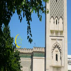 GrandeMosquée de Paris