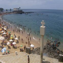 Take some sun at Costa Nova and Barra Beach