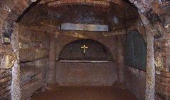 Catacombs of St Agnese
