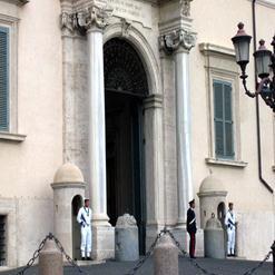 Quirinal Palace (Palazzo del Quirinale)