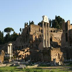 Temple of Castor and Pollux