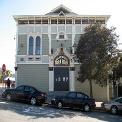 Bayview Opera House Ruth Williams Memorial Theater