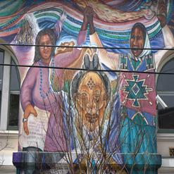 The Women's Building (and MaestraPeace Mural)
