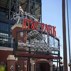 San Francisco Giants - AT&T Park