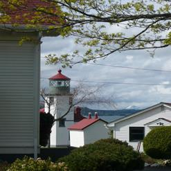 Alki Point Lighthouse