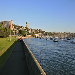 Rushcutters Bay
