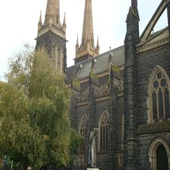 St Patricks Catholic Cathedral