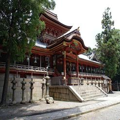 Omiya Hachiman Shrine