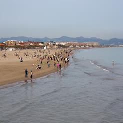 Playa de Malvarrosa
