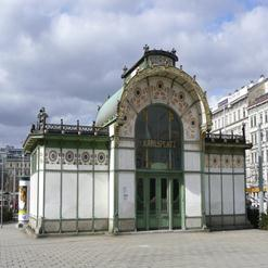 Karlsplatz Stadtbahn Pavilion