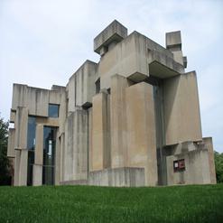 The Wotruba Church