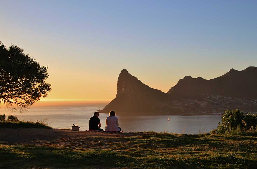 Cape Town Romantic Travel