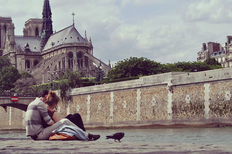 Paris Romantic Travel