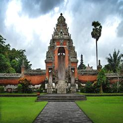 Palace of Satria and the Royal Temples