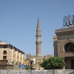 Midan Hussein and Sayyidna al-Hussein Mosque