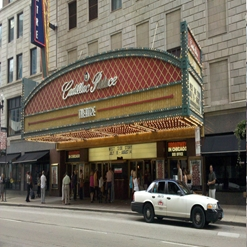 Cadillac Palace Theater