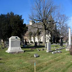 Oak Woods Cemetery