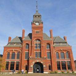 Pullman Clock Tower and Factory