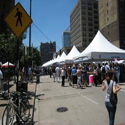 Printer's Row Book Fair