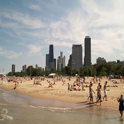 North Avenue Beach