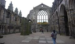 Abbey and Palace of Holyroodhouse