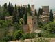 The gardens of Alhambra and Generalife