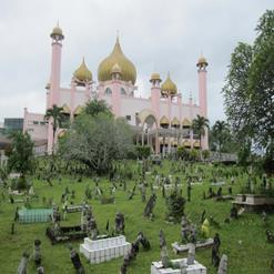 Kuching City Mosque