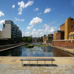 City Road Basin Plaza