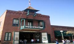 Old Plaza Firehouse