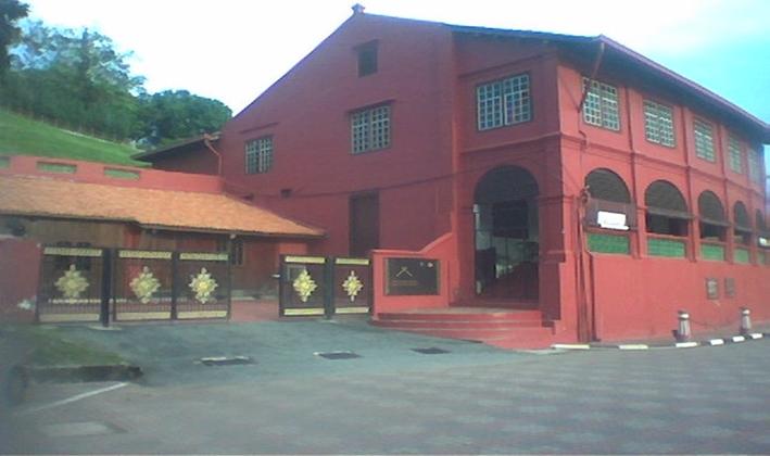 Muzium Seni Bina Malacca Malaysia Asia