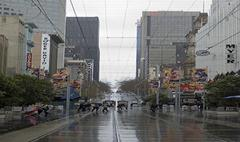 Bourke St Mall