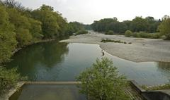 Flaucher Isar beaches