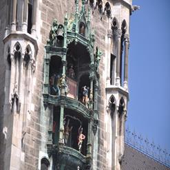 Neues Rathaus/Glockenspiel
